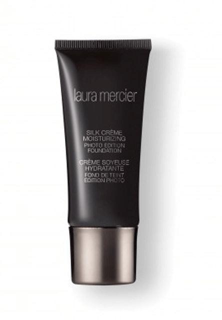 laura mercier Silk Cream Moisturizing Photo Edition Foundation #Bamboo Beige 1