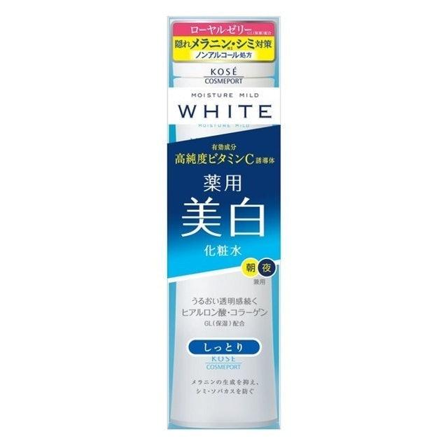 Kose มอยเจอร์ไรเซอร์ Moisture Mild White 1
