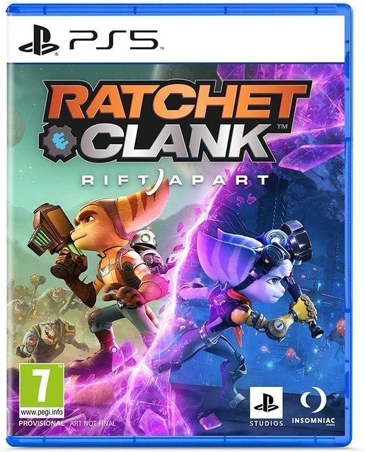 Insomniac Games เกม PS5 Ratchet & Clank : Rift Apart 1