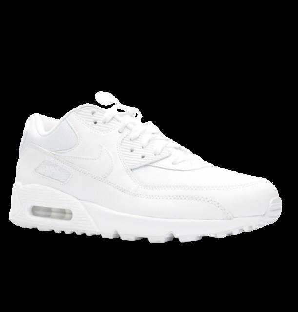 Nike รองเท้าผ้าใบผู้หญิง Air Max 90 Essential White 1