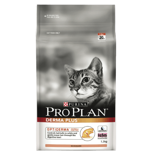 Purina PRO PLAN Derma Plus  1