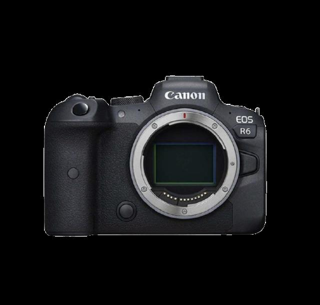 Canon อุปกรณ์สำหรับถ่ายภาพกลางคืน กล้อง Mirrorless EOS R6 1