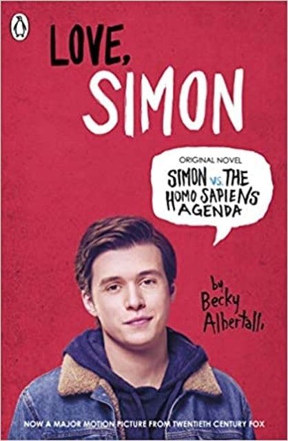 Becky Albertall นิยาย Young Adult/วรรณกรรมเยาวชน SIMON VS. THE HOMO SAPIENS AGENDA  1