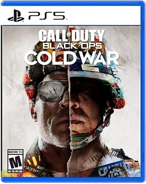 Treyarch, Raven Software เกม PS5 Call of Duty: Black Ops Cold War 1