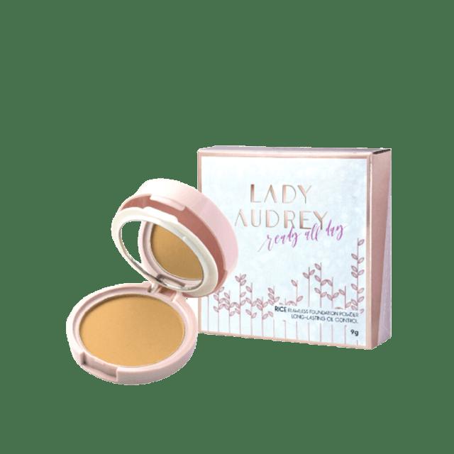 Lady Audrey Rice Flawless Foundation Powder 1