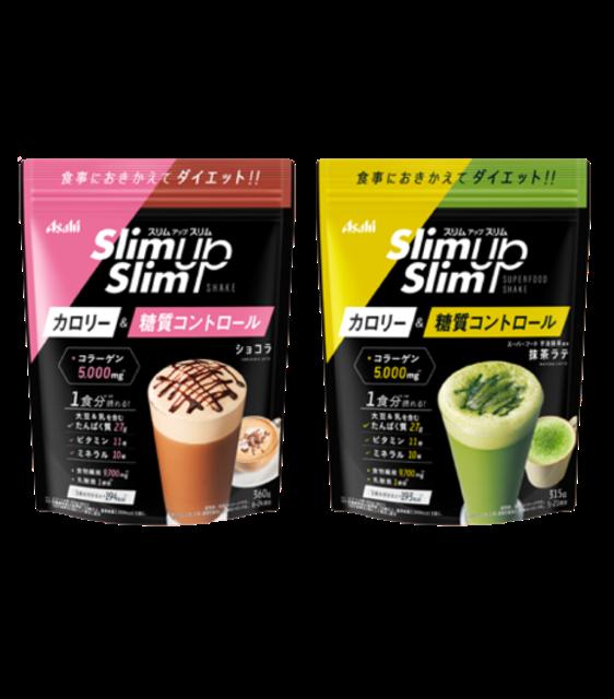 Asahi โปรตีนไดเอท Slim Up Slim 1