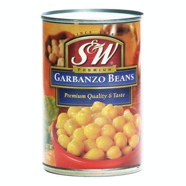 ของว่าง อาหารคลีน Garbanzos Beans 1