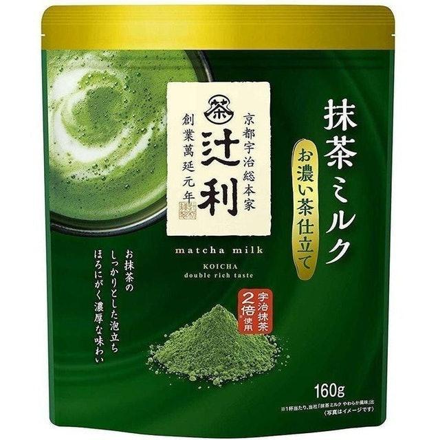 Tsujiri ชาเขียวญี่ปุ่น Akachan Tsujiri Matcha Milk 1