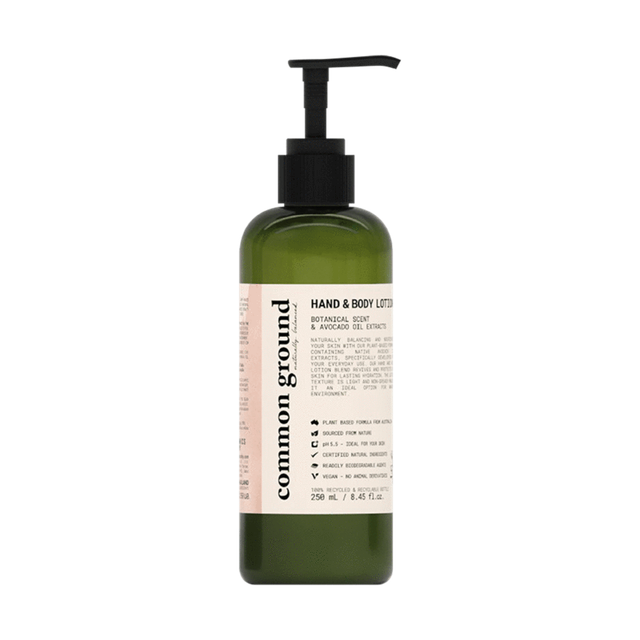 Common Ground Hand & Body Lotion 1