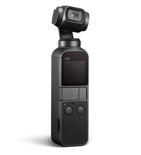 DJI  Osmo Pocket Gimbal 4K Camera 1