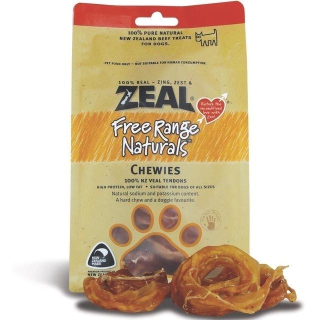 Zeal ขนมสุนัข Free Range Naturals 1