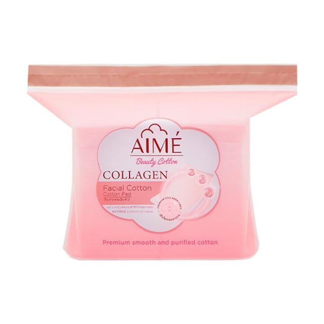 Aime Facial Cotton Pad Collagen 1