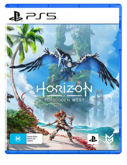 เกม PS5 Horizon Forbidden West 1