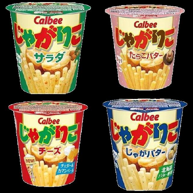 Calbee ขนมญี่ปุ่น Jagarico 1
