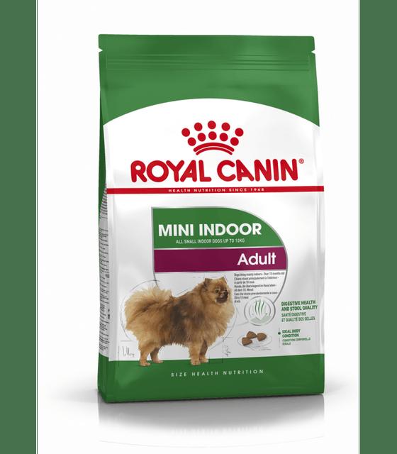 Royal Canin อาหารสุนัขโต ขนาดเล็ก Mini Indoor Adult  1