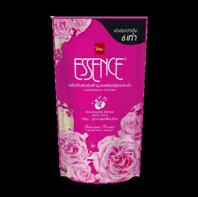 BSC น้ำยาปรับผ้านุ่ม Essence กลิ่น Innocent Freesia 1