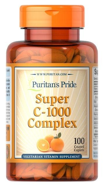 Puritan's Pride Super C-1000 Complex 1