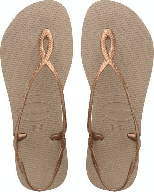 Havaianas พร็อพไปทะเล Luna Sandals 1