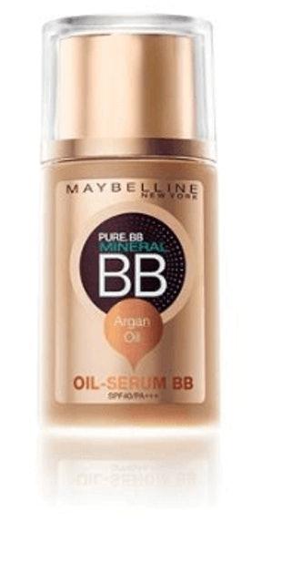 MAYBELLINE NEW YORK  PURE.BB MINERAL BB OIL-SERUM BB SPF40/PA+++ #Medium 02 1