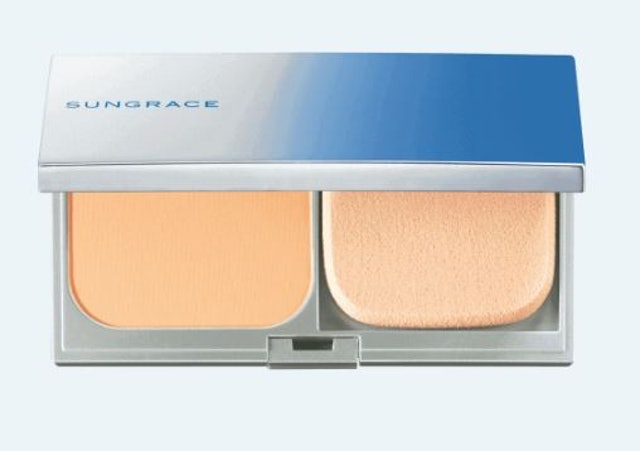 SUNGRACE SMOOTH & FIX LASTING UV PACT SPF33 / PA+++ 1