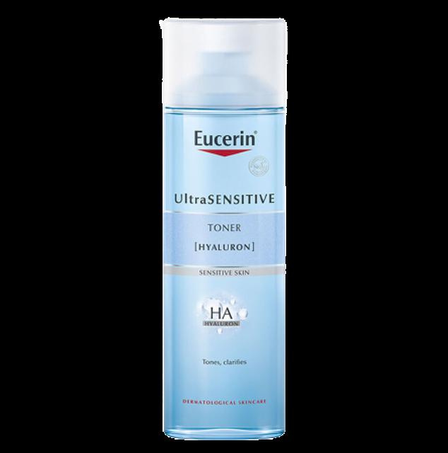 Eucerin ผลิตภัณฑ์ Eucerin UltraSENSITIVE [HYALURON] Toner 1