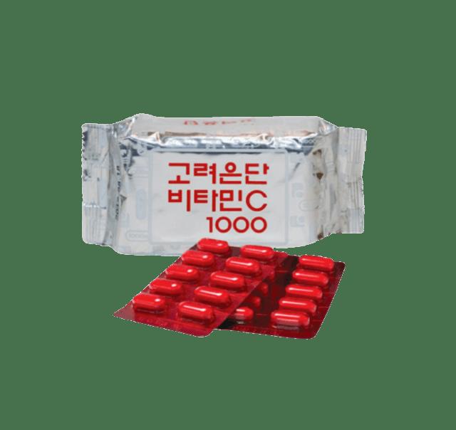 Korea Eundan  Vitamin C 1000 1
