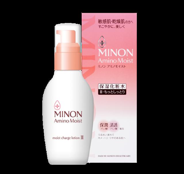 MINON  สกินแคร์สำหรับผิวมัน Amino Moist Moist Charge Milk 1
