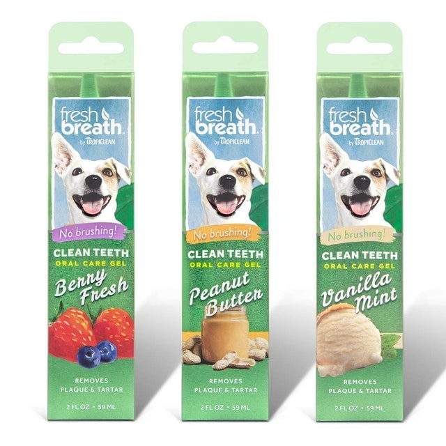 Fresh Breath Clean Teeth Gel  1