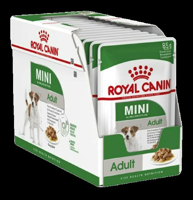 Royal Canin อาหารสุนัขโต ขนาดเล็ก Mini Adult 1