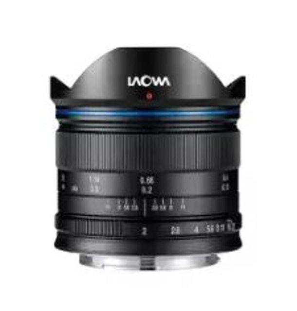Laowa 7.5mm F2 for M4/3 1