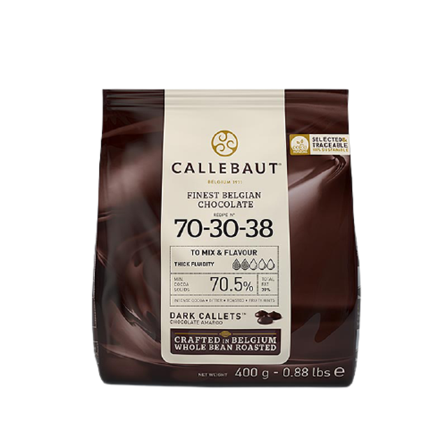 Callebaut ช็อกโกแลต Dark Callets 1
