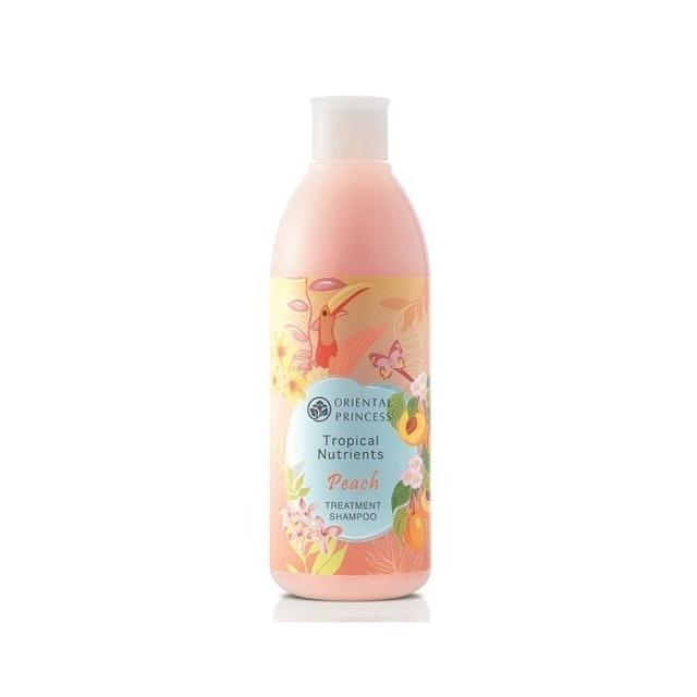 Oriental Princess Tropical Nutrients Peach Treatment Shampoo 1