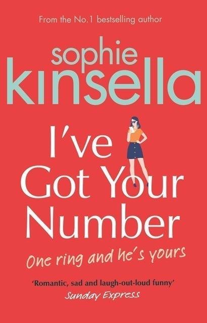 Sophie Kinsella นิยาย Young Adult/วรรณกรรมเยาวชน I've Got Your Number 1