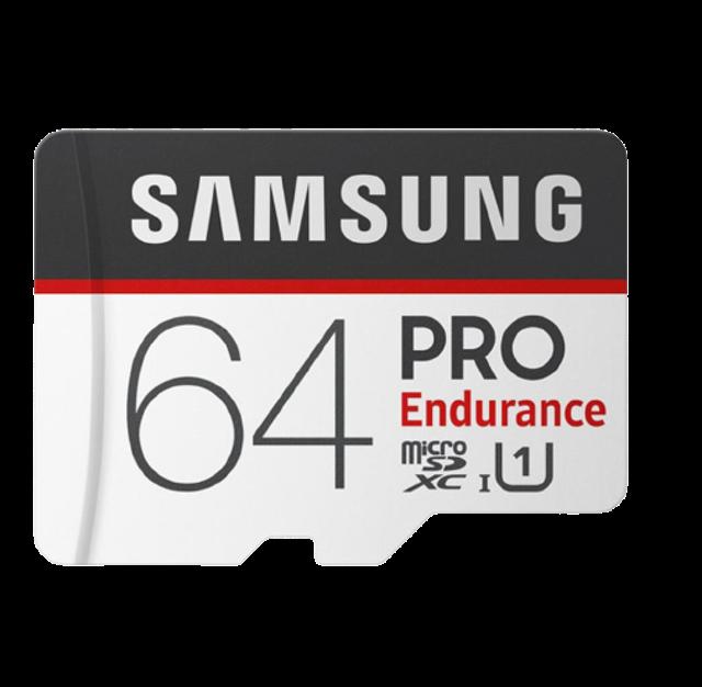 Samsung MicroSD Card Micro SDXC Pro Endurance 1