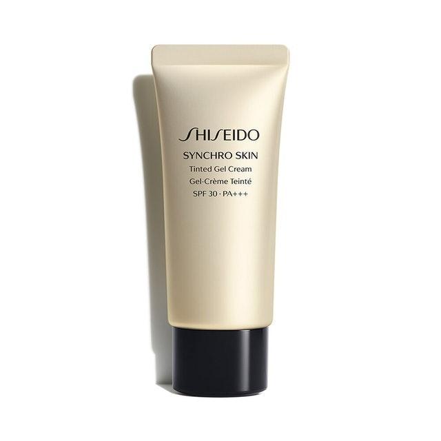 Shiseido รองพื้นไม่ติดมาส์ก Synchro Skin 1