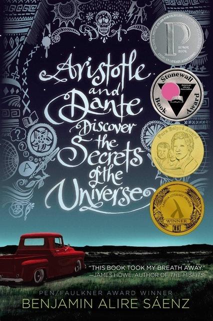 Benjamin Alire Saenz นิยาย Young Adult/วรรณกรรมเยาวชน Aristotle and Dante Discover the Secrets of the Universe 1