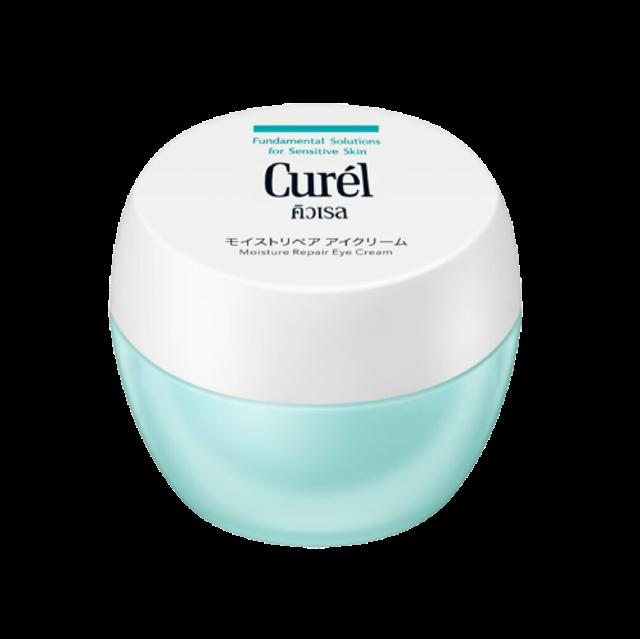 Curel อายครีม Moisture Repair Eye Cream 1