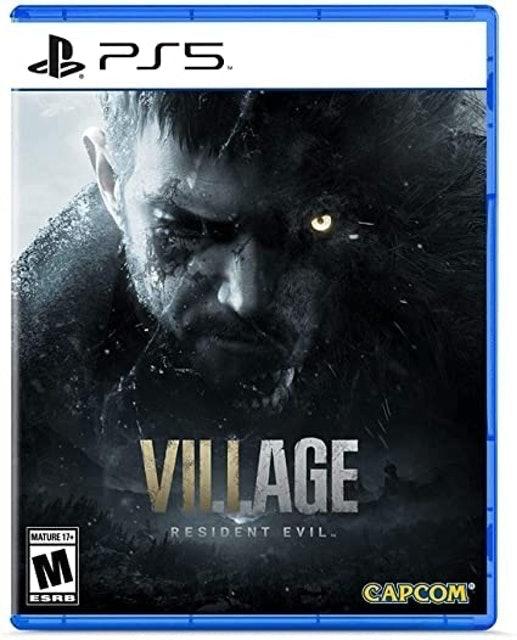 Capcom เกม PS5 Resident Evil Village 1