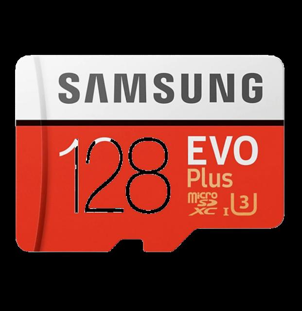Samsung MicroSD Card 128GB EVO Plus 1