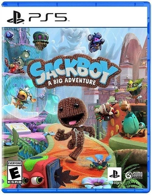 Sumo Digital, XDev เกม PS5 Sackboy A Big Adventure  1