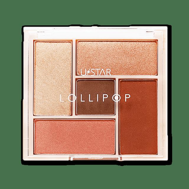 USTAR Lollipop Color Palette 1
