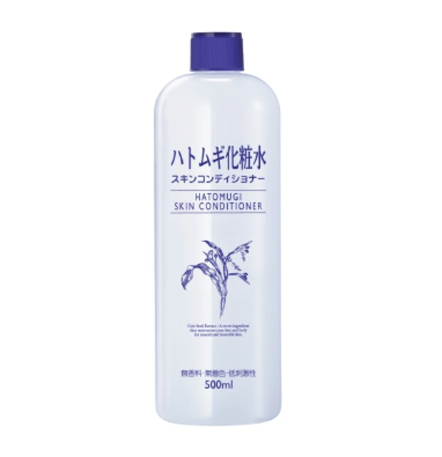 Hatomugi  Skin Conditioner 500 ml 1