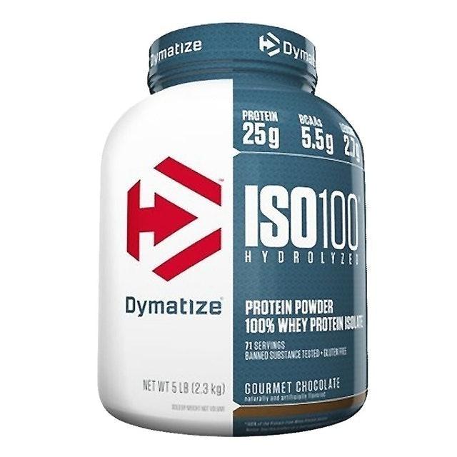 Dymatize โปรตีนไดเอท ISO 100 Hydrolyzed 1
