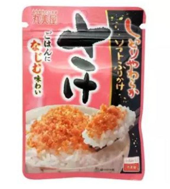 Marumiya ผงโรยข้าวญี่ปุ่น รสเนื้อปลาแซลมอน  1