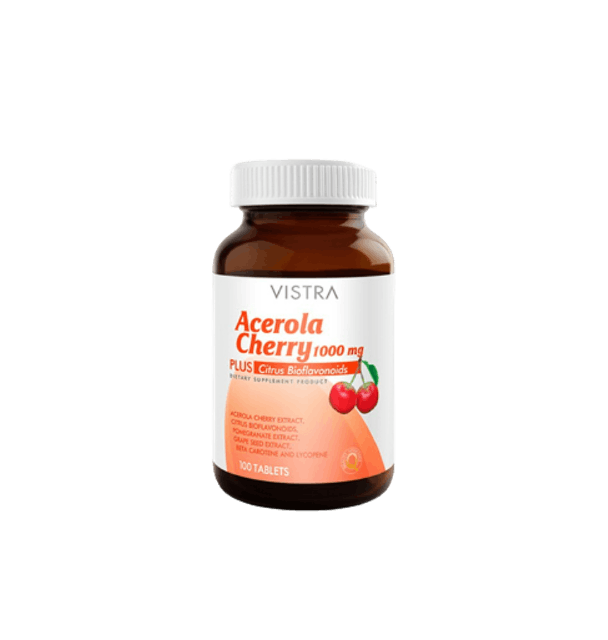 Vistra Acerola Cherry 1000 mg 1