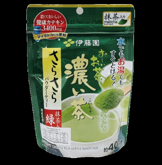 Itoen ชาเขียวญี่ปุ่น Oi Ocha Koiaji Sarasara Ryokucha 1