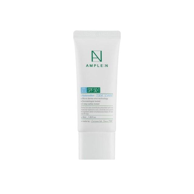 Coreana Ample:N Hyaluron Shot Sun Care SPF50+ PA++++ 1