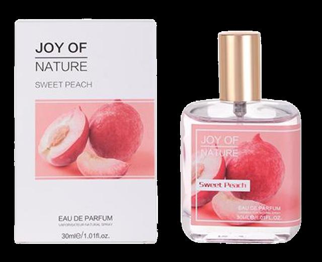 Miniso Joy of Nature Sweet Peach 1