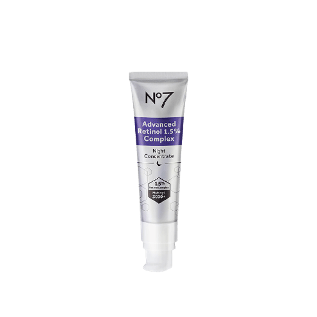 No7 Advanced Retinol 1.5% Complex 1