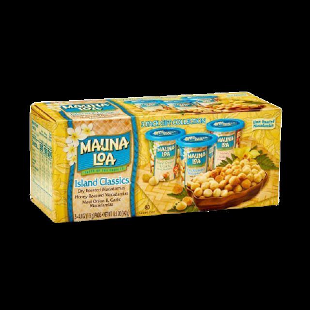 Mauna Loa ของว่าง อาหารคลีน Islands Classics 1